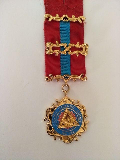 Freemasons of SE NSW - Cooma-Monaro Perpetual Jewel