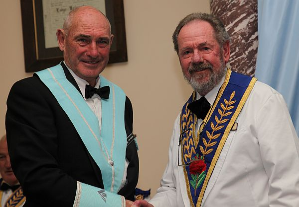 Freemasons of SE NSW - Mountain Lodge Install 2012